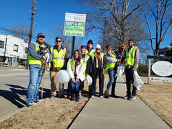 Road Clean Up 2/20/2021