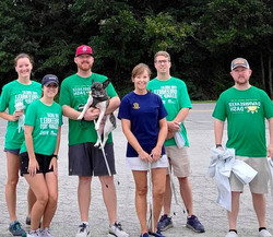 The Great Greenbelt Cleanup 8/29/2020