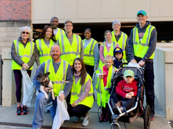 Road Clean Up Service Project 10/17/2020