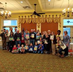 9,200 Children's Books For Tanner