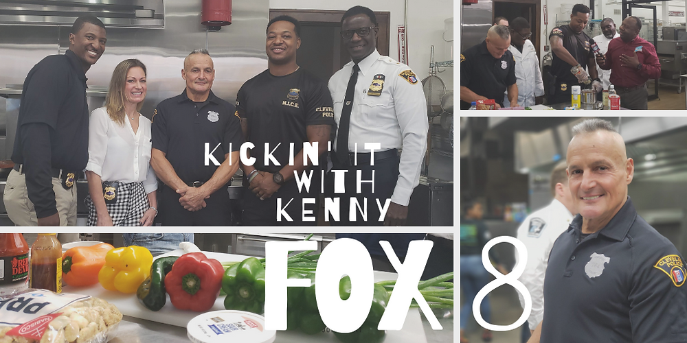 Kickin' WIth Kenny Public Safety Chili Cook-Off