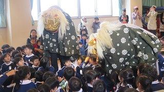 幼稚園 大パニック
