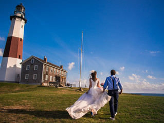 An Intimate Montauk Wedding
