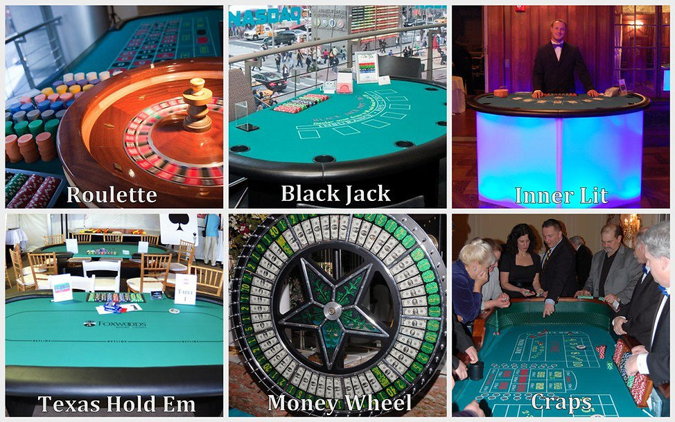 East End Casino Rentals Events Weddings