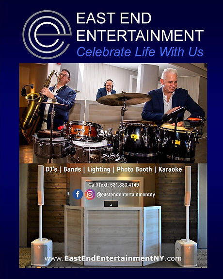 East End Entertainment DJ Long Island ba
