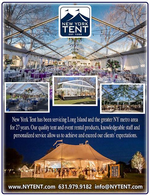 East End Weddings Events NY Tent Hampton