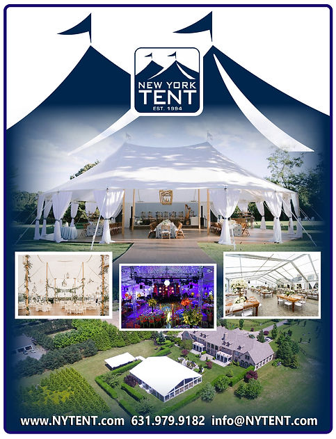 East End Weddings Events New York Tent L