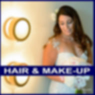 East End Wedding Hair makeup Long Island
