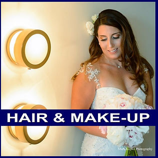 East End Wedding Hair makeup Long Island