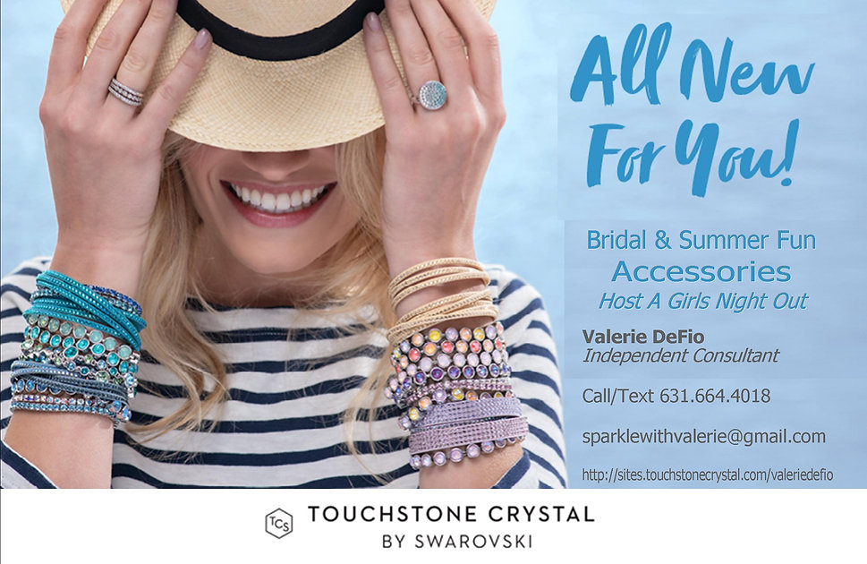 Vals Touchstone Crystal by Swarovski Jew