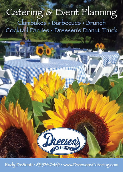 East End Weddings & Events Dreesens Cate