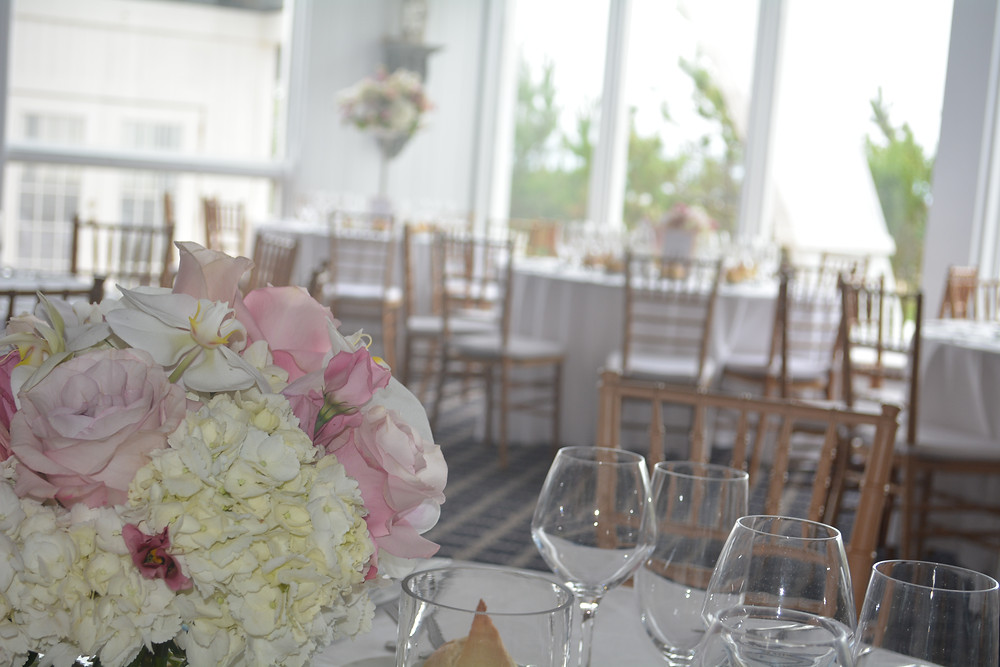 East End Entertainment Wedding dj band lighting photography table 2 oceanbleu we