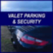 Valet parking Security East End Weddings