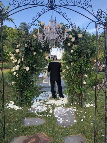East End Wedding Long Island Officiant J