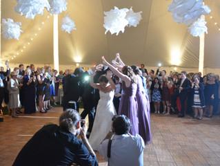 Georgetown to A North Fork Vineyard Wedding