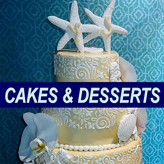 East End Wedding Cake Desserts web icon