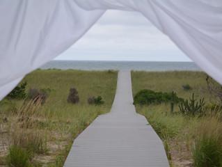 History in the Making - A Magical Hampton Wedding at Oceanbleu