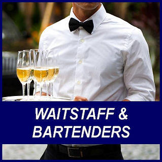 East End Waitstaff Bartenders Servers Ha