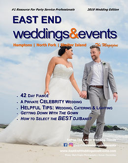 2019 East End Wedding Events Wedding Cov