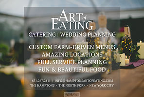 East End Weddings Events Hamptons North