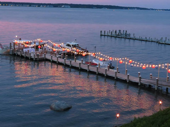 East End Wedding Guide Hamptons Matt Murphy Event Lighting