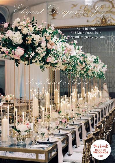 Long Island Wedding Event Florist Elegan