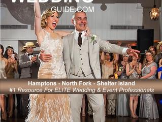 A Great Gatsby Themed Hamptons Wedding