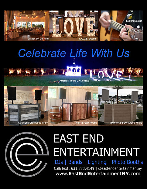 2019 East End Entertainment DJ Wedding N