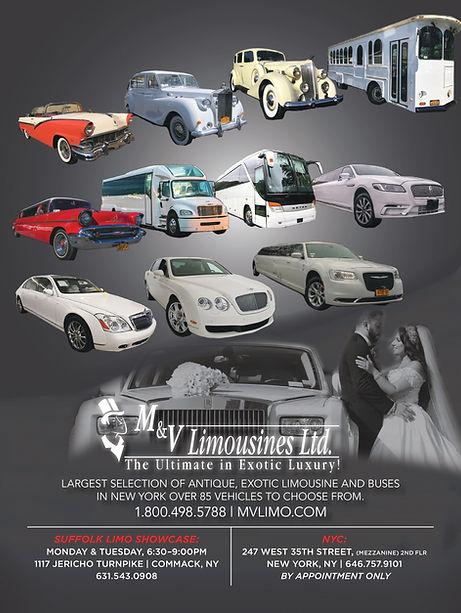 Long Island Wedding Event Limousines Par
