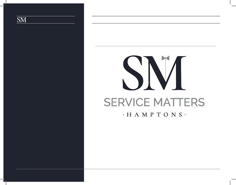 Service Matters Hamptons Waitstaff Barte