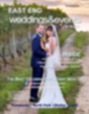 2020 Wedding Cover East End Weddings Eve