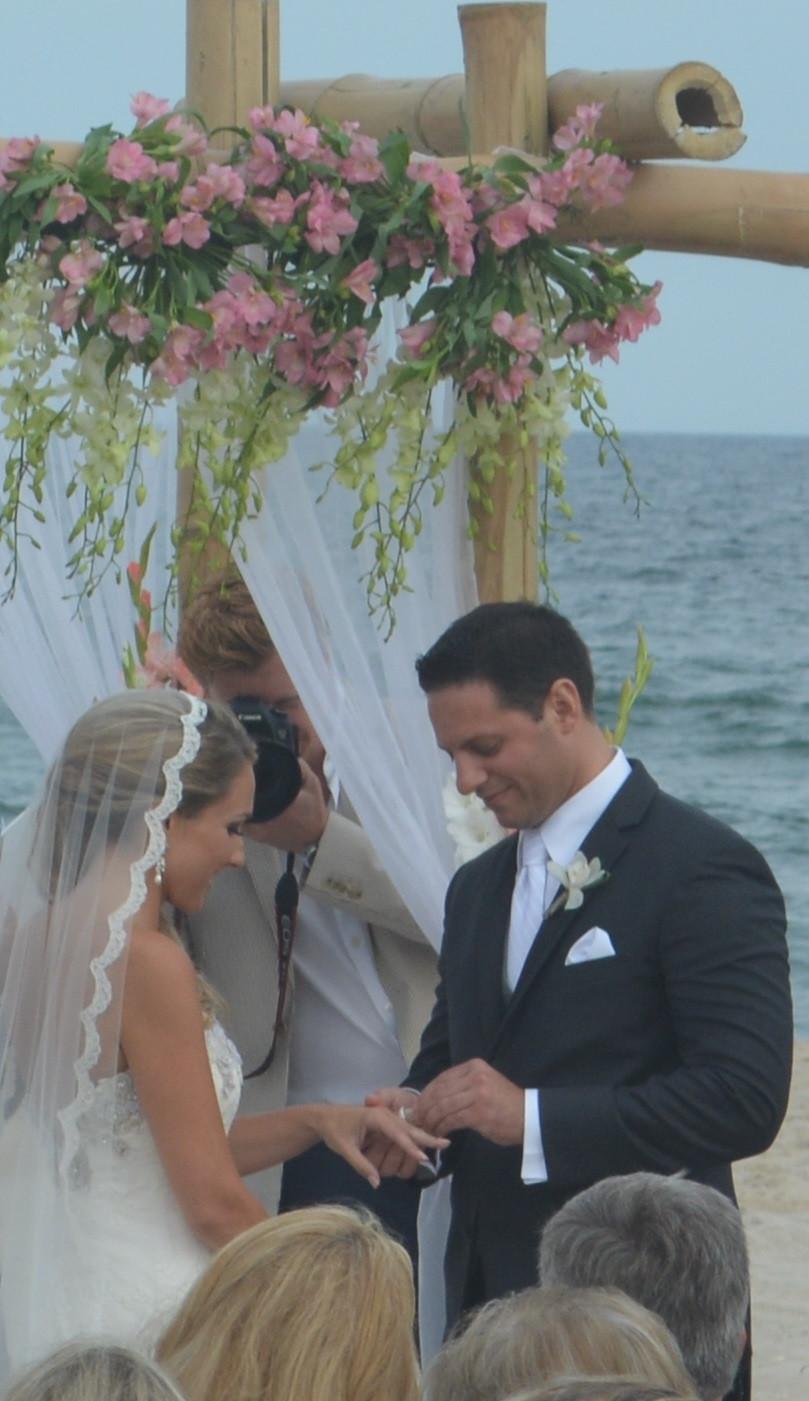 east end wedding oceanbleu entertainment dj beach hamptons ceremony 1.jpg