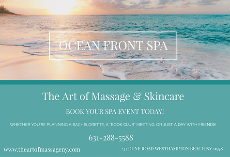 Art of Massage Westhampton Beach Oceanfr