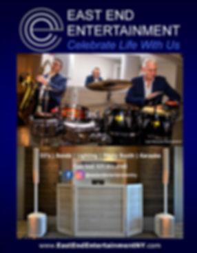 2020 East End Entertainment DJ Wedding B