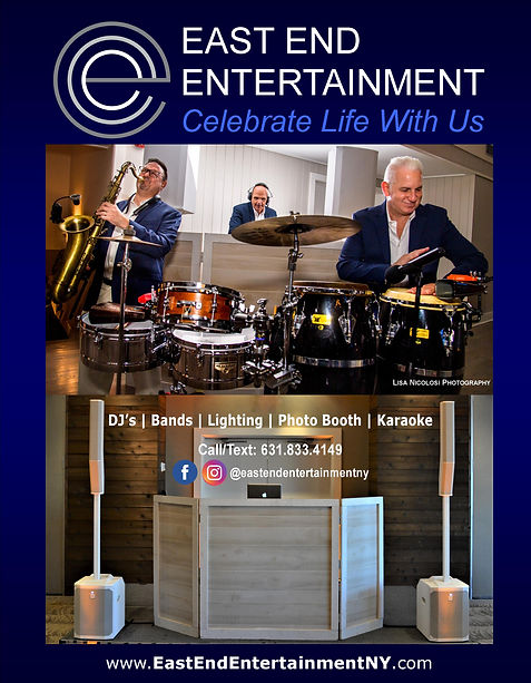 2020 East End Entertainment DJ Wedding B