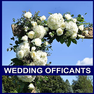 East End Wedding Event weddings offician