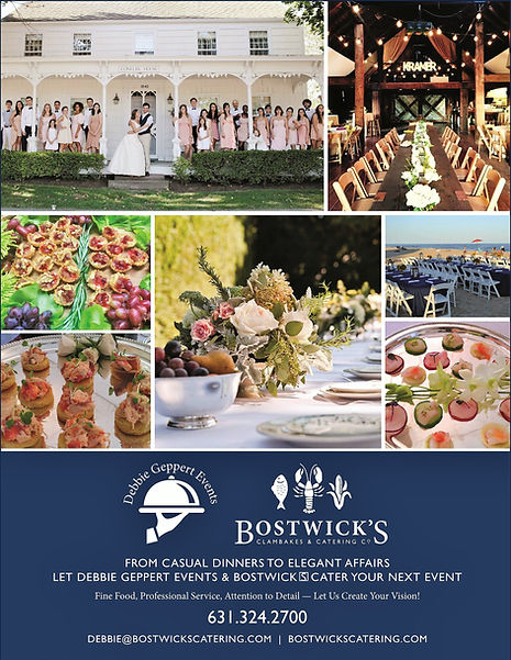 East End Wedding Guide Hamptons North Fo