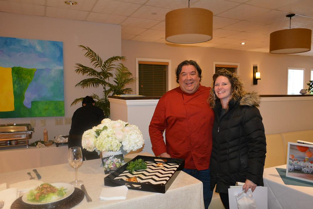 East End Wedding Guide Showcase Hamptons North Fork Weddings Chef Peter Ambrose