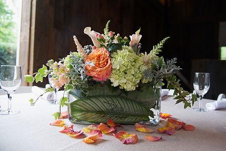 Jack Rose Florist centerpiece East End W