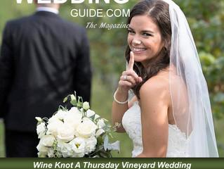 Wine Knot A Thursday Vineyard Wedding