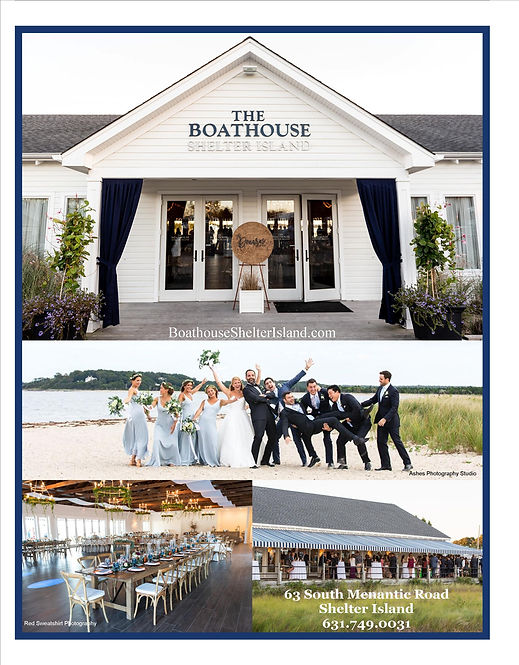 East End Wedding Event Venue Boathouse S