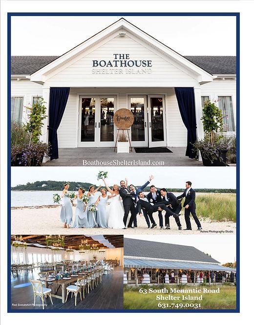 East End Wedding Event Venue Boathouse S