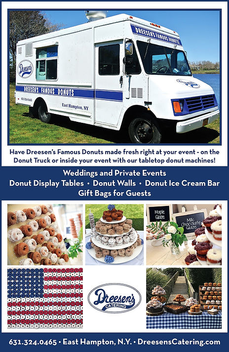 East End Wedding Guide Dreesens Food Tru