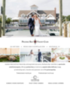East End Weddings And Events Oceanbleu P