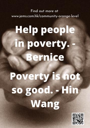 - Hin Wang & Bernice (Orange Level 2020)