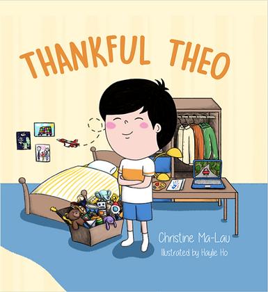 Thankful Theo