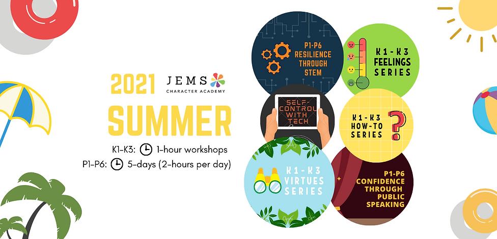 2021 Summer Programmes Website banner.pn