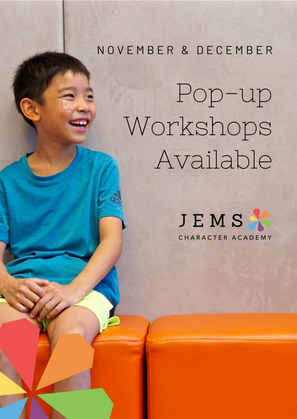JEMS Pop-up Workshops 2019 Nov-Dec