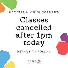 Updates & Announcement: