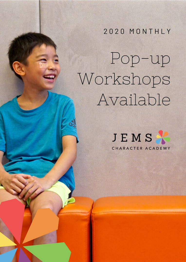 JEMS Pop-up Workshops 2020 Jan-Feb